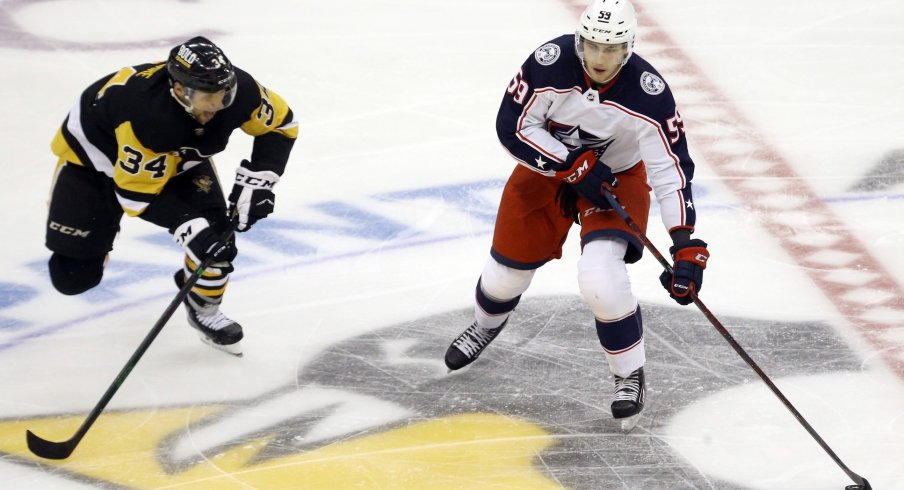 Game Preview: Blue Jackets Look For Best Start In Franchise History In Battle Against Red Wings