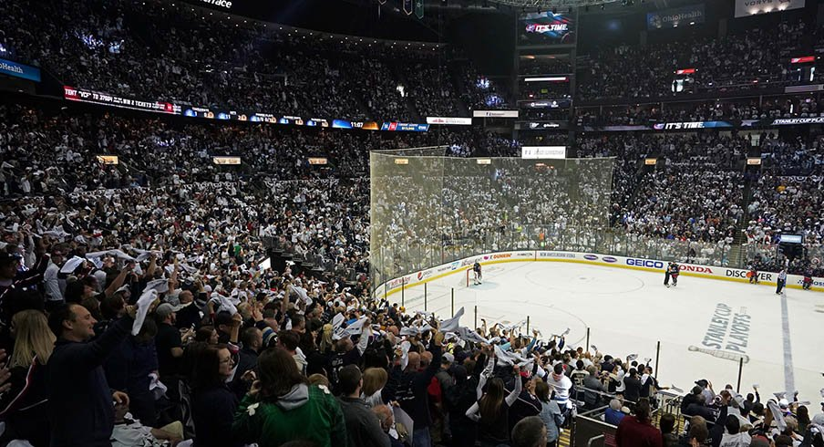 Columbus Blue Jackets 2019-20 Schedule